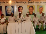 congress sevadala press meet